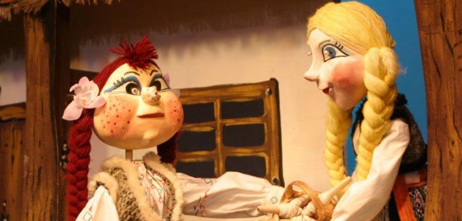 21 martie - Ziua mondială a teatrului de păpuşi