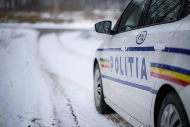 RECOMANDĂRILE POLIȚIȘTILOR PENTRU CIRCULAȚIA PE VREME REA