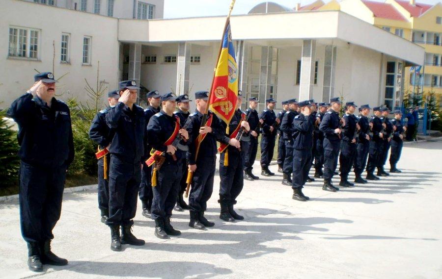 3 aprilie - Ziua Jandarmeriei Române