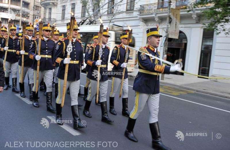 23 aprilie - Ziua Forţelor Terestre
