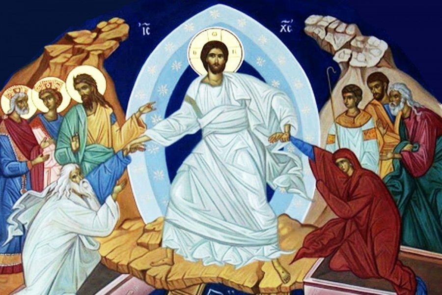 TRADIȚII:  Cea mai mare Sărbătoare a creştinăţii - Învierea Domnului