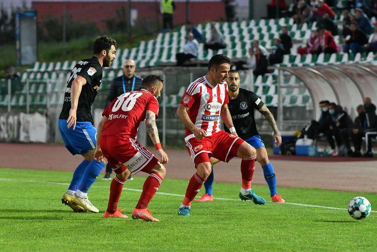 Sepsi - Viitorul 1-0. Gol întâmplător, calificare meritată! Zi istorică la Sf. Gheorghe: premieră pentru echipa lui Grozavu