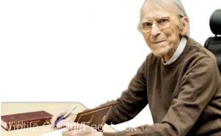 O PERSONALITATE PE ZI: Romancierul şi scenaristul Vintilă Corbul