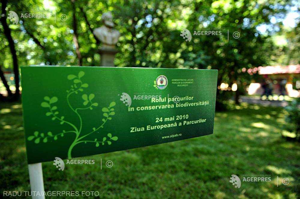24 mai - Ziua europeană a parcurilor naţionale