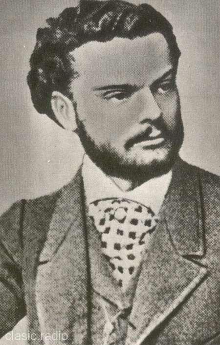 O PERSONALITATE PE ZI: Compozitorul Eduard Caudella