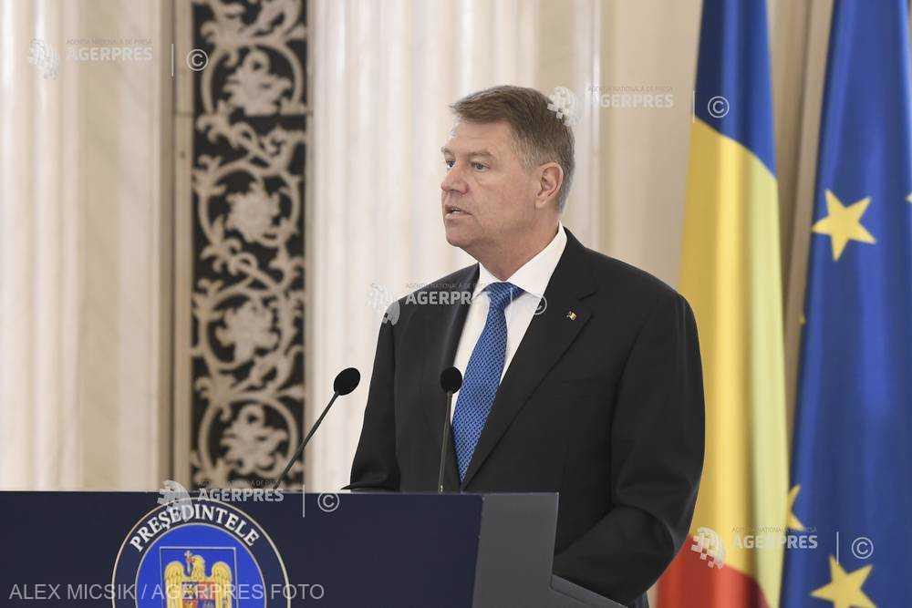 Iohannis:Drapelul tricolor semnifică legătura neîntreruptă dintre trecutul, prezentul şi viitorul nostru