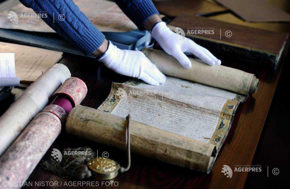 9 iunie - Ziua internaţională a arhivelor