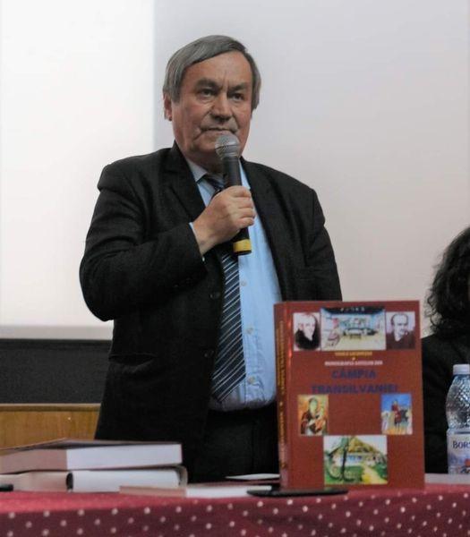Necrolog.  Vasile Lechințan  (21 ianuarie 1949 – 09 iulie 2021)