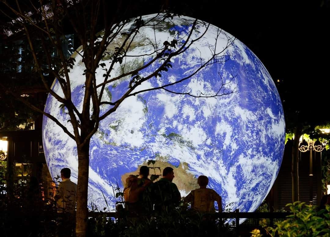Pământul ajunge în Parcul din Sfântu Gheorghe