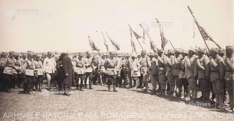 105 ani de la începerea Războiului de Eliberare şi Întregire Naţională (1916-1919) (14 august)