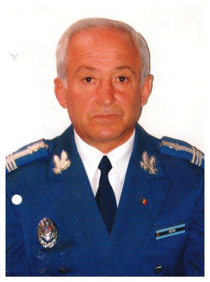 IN MEMORIAM  Col. (r) Aurel Nicolae ȘERB  (1951-2021)