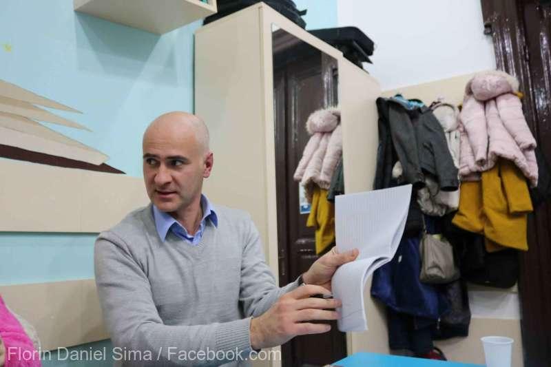 OAMENI ŞI PASIUNI/ Florin Sima - jandarmul care îşi doreşte să ajungă în Rusia, pe urmele bunicului decorat în război
