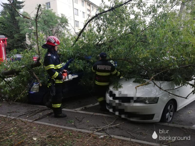 Intervenții ale pompierilor covăsneni, pentru protejarea vieții, bunurilor materiale și a mediului înconjurător