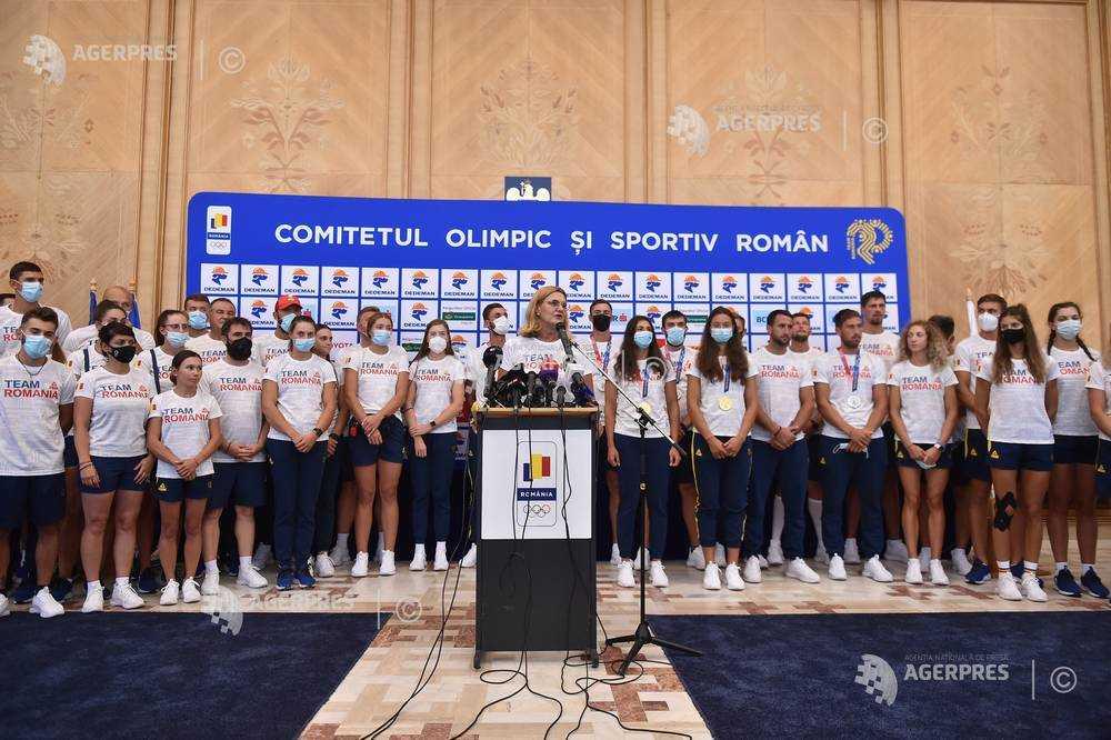 JO 2020: Elisabeta Lipă - Conducerea ţării să pună umărul la reconstrucţia sportului