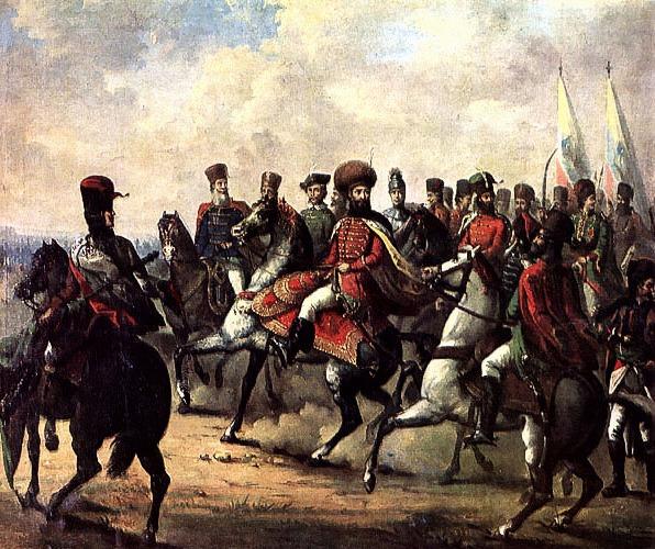 13 august: Bătălia de la Călugăreni