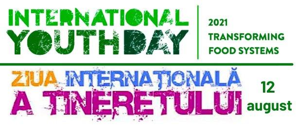 12 august - Ziua internaţională a tineretului (ONU)