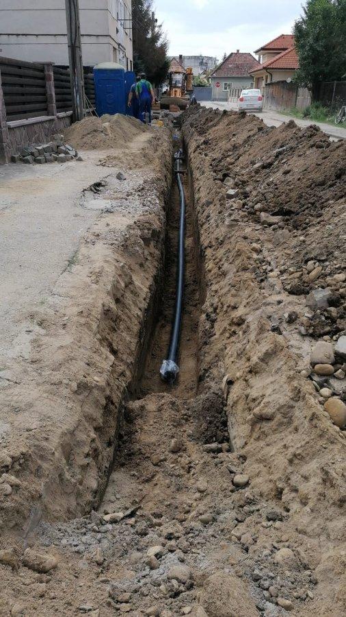 Situația rețelei de apă din Târgu Secuiesc se îmbunătățește