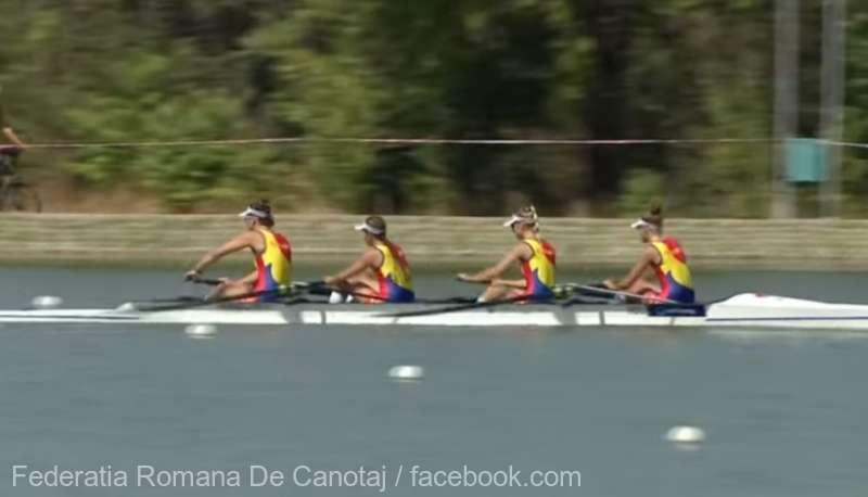 Canotaj: România a cucerit două medalii de aur şi una de bronz la Mondialele de juniori de la Plovdiv