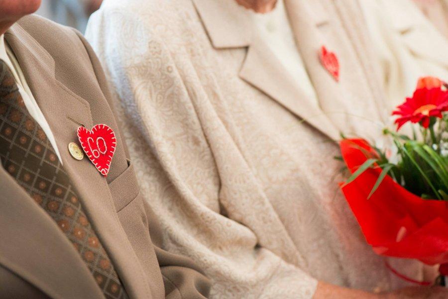 Primăria Municipiului Sfântu Gheorghe așteaptă înscrierile pentru aniversarea nunții de aur sau de diamant