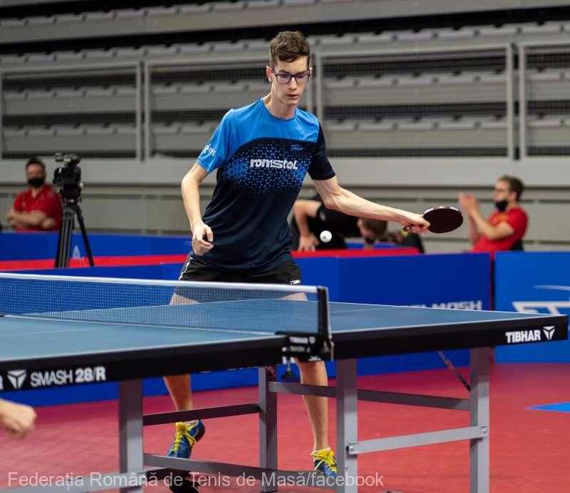 Tenis de masă: România a obţinut cinci medalii la Europenele Under-15