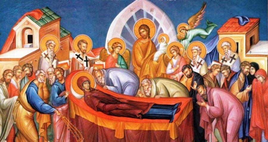 TRADIȚII:  Cea mai importantă Sărbătoare a verii - Sântămăria Mare