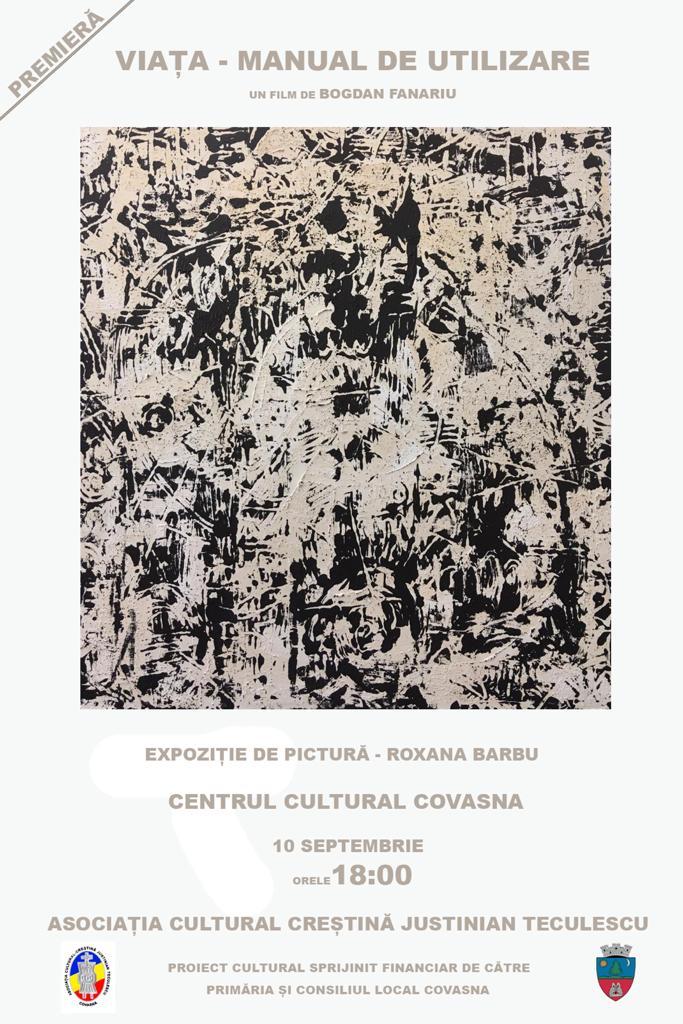 Evenimente culturale, timp de trei zile, în orașul Covasna