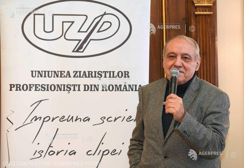 A murit gazetarul Horia Alexandrescu (fişă biografică)