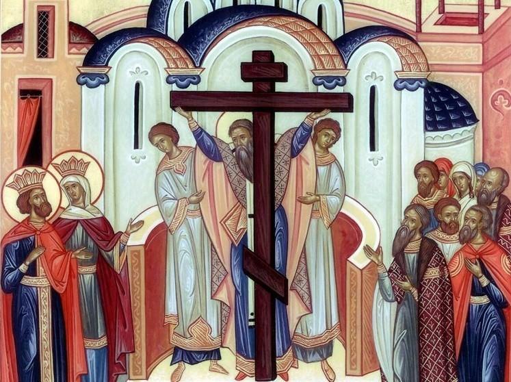Tradiţii: Ziua Sfintei Cruci