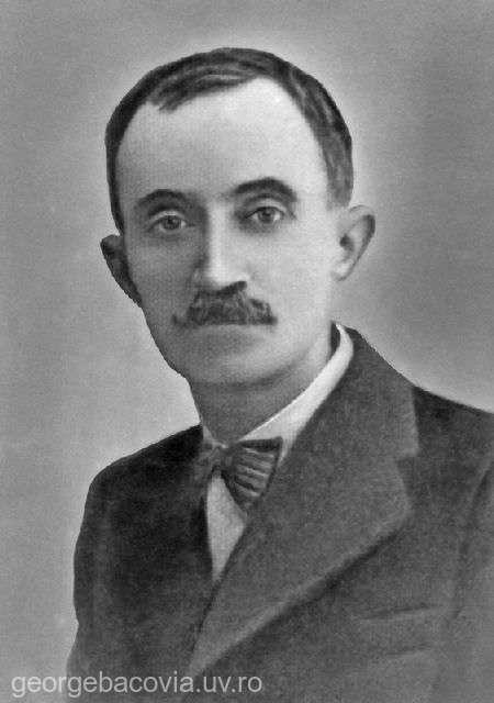 O PERSONALITATE PE ZI: Poetul George Bacovia