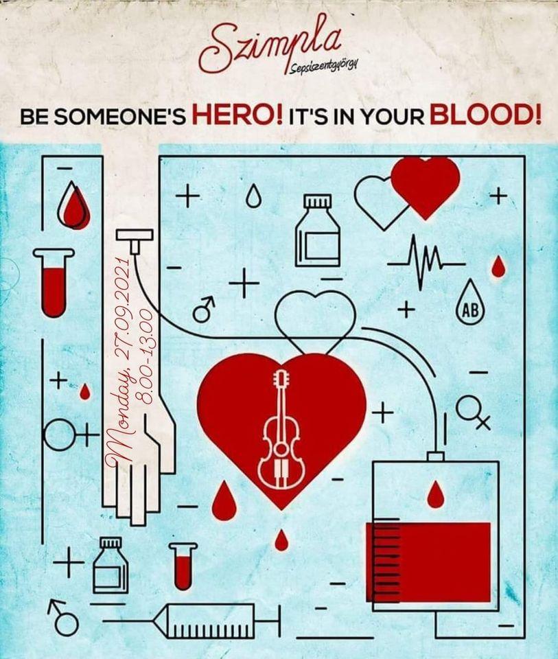 Un local din Sfântu Gheorghe, pus la dispoziţie pentru o nouă acţiune de donare de sânge