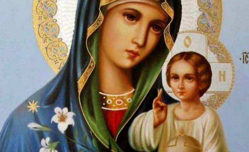 TRADIȚII: Cea mai îndrăgită divinitate feminină - Maica Domnului