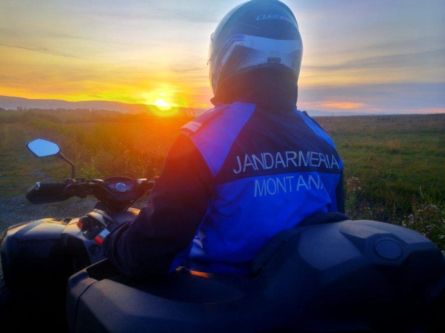 20 de ani de intervenții montane ale structurilor specializate  ale Jandarmeriei Române