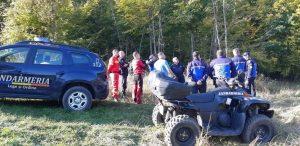 Exercițiu de salvare-evacuare a unor persoane rătăcite și accidentate în mediul montan dificil