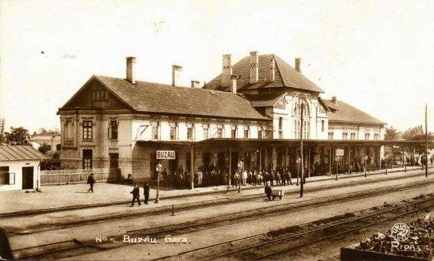 #Anul 1881 în istoria României: Inaugurarea liniei de cale ferată Buzău-Mărăşeşti, prima construită de ingineri români