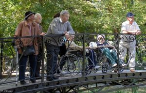 """Ziua Internațională a Vârstnicilor, marcată printr-un program amplu, la Complexul """"Zathureczky Berta"""""""